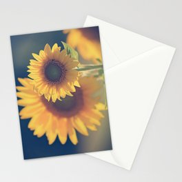 Sunflower 02 Stationery Cards