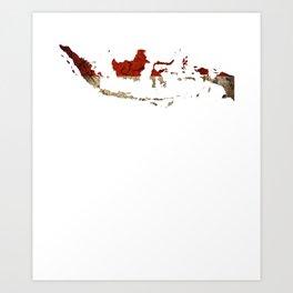 Best Indonesia design online Art Print