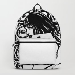 Harness Girl Backpack
