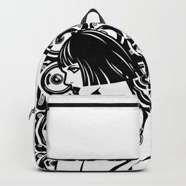 Harness Girl Backpack