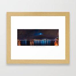 Titanic Quarter Belfast,Ireland,Northern Ireland Framed Art Print