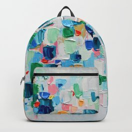 Tropical Confetti Backpack