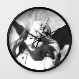 Fairie Dreamer Wall Clock