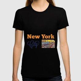 New York City MetroCard T-shirt