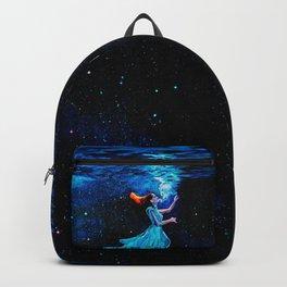 Drowned in stras Backpack