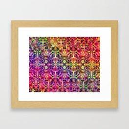 BARF Framed Art Print