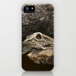 Ghost Snake iPhone Case