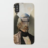 warrior iPhone & iPod Cases featuring Warrior by DIVIDUS