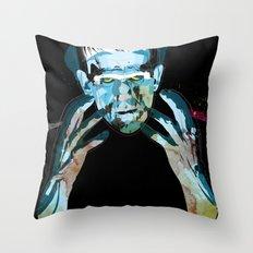 Frankie Throw Pillow