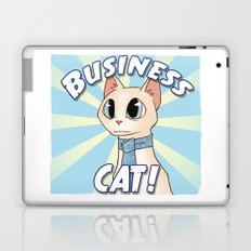 Business Cat! Laptop & iPad Skin