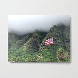 This is Hawaii Metal Print
