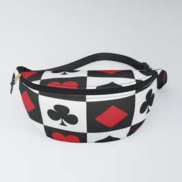 Playing card Fanny Pack