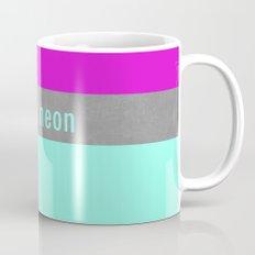 Concrete & Neon Mug