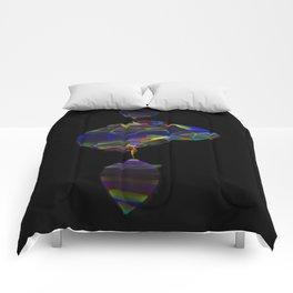 Fabric of Light IV Comforters