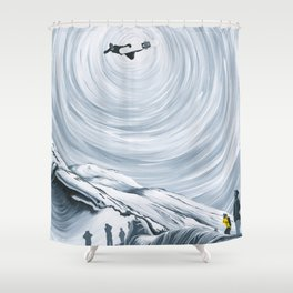 Ingmar Backman - That Backside Air Shower Curtain