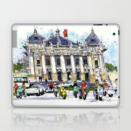 Hanoi Opera House, Vietnam Laptop & iPad Skin