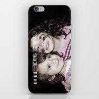 ohana iPhone & iPod Skins featuring SISTERS|||OHANA by Smile_Error