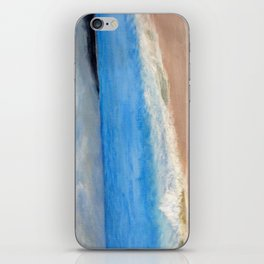 Peaceful Storm iPhone Skin