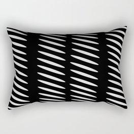 Doubles Rectangular Pillow