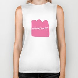 mindenkihülye™ pink Biker Tank