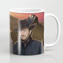 Three musketeers Rob Rich and Matt Coffee Mug
