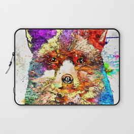 Red Fox Laptop Sleeve