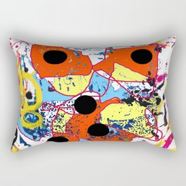 Challenges of LIFE            by Kay Lipton Rectangular Pillow