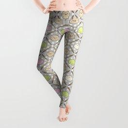 Mochi Kochi | Pattern in Grey Leggings