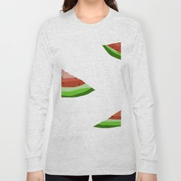 watermelon days Long Sleeve T-shirt