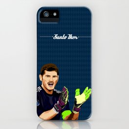 Iker Casillas iPhone Case