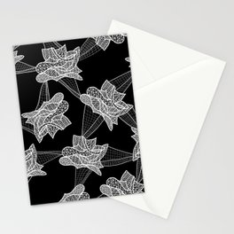 Gehry Lace Stationery Cards