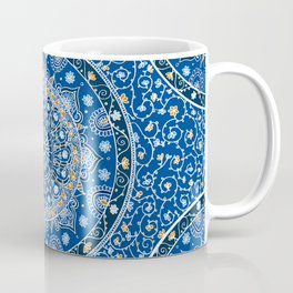 Summer Nights Mandala  Coffee Mug