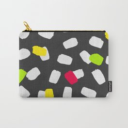 Brushstroke Brights Carry-All Pouch