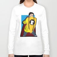 dungeons and dragons Long Sleeve T-shirts featuring DUNGEONS & DRAGONS - ERIC by Zorio
