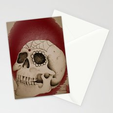 Outta My Skull Stationery Cards