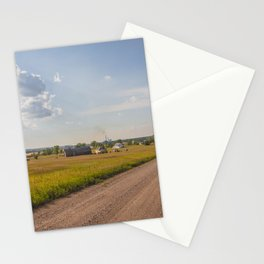 Fort Clark, ND 2 Stationery Cards