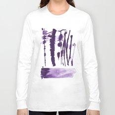 Decorative strokes Long Sleeve T-shirt