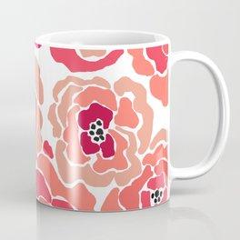 Coral pattern Coffee Mug