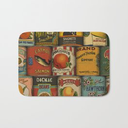 Canned in the USA Bath Mat