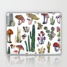 Cactus and Mushrooms NEW!!! Laptop & iPad Skin