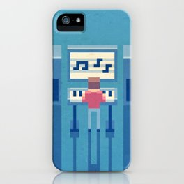 The electronic musician iPhone Case