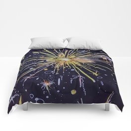 There is a Spark Comforters