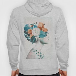 Floral beauty 2a Hoody