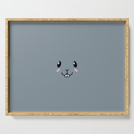 Baby Bunny. Kids & Puppies Serving Tray