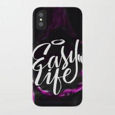 Easy Life Slim Case iPhone X