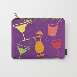 Happy Hour Cocktail Carry-All Pouch