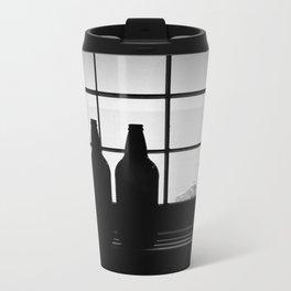 Three bottles Metal Travel Mug