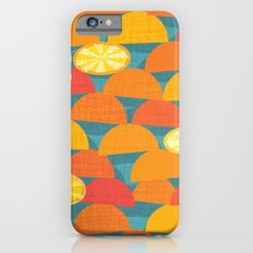 Squeeze Me.Teal iPhone 6s Slim Case