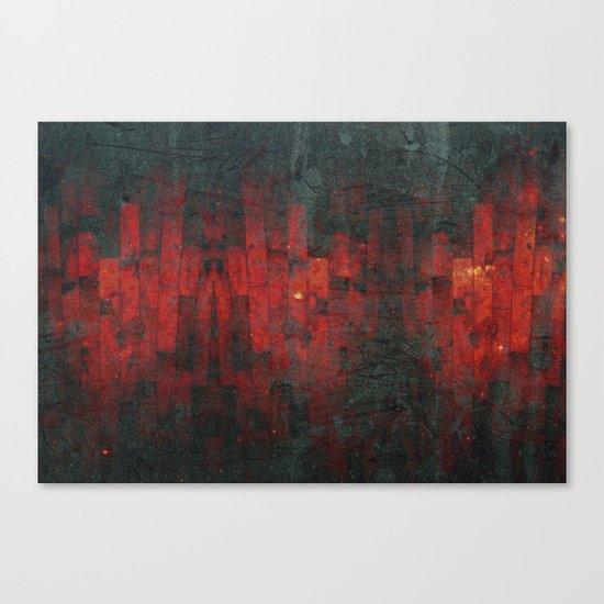 Ruddy Canvas Print