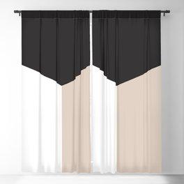 Blocked Sand Blackout Curtain